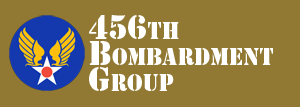456th Bombardment Group Website Logo